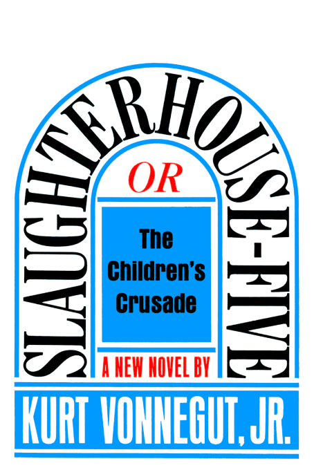 Slaughterhouse Five, first edition - Fonts In Use